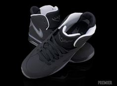 Nike Air Maestro Flight Plus – Anthracite / Cool Grey