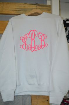 Large Monogram Shirt. A necessity for every wardrobe