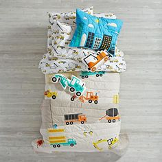 Builder's Bedding  | The Land of Nod