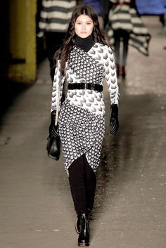 Rag & Bone | Fall 2012 Ready-to-Wear Collection | great layering throughout!