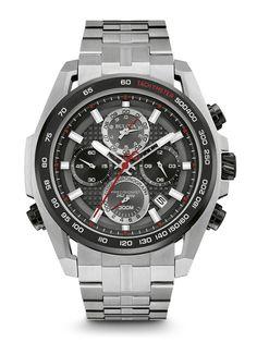 Bulova 98B270 Men's Precisionist Chronograph Watch