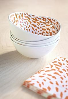 Inspired by tropical fruit and animal prints, this colorful new IKEA DRIFTIG collection of dinnerware and serveware are perfect for giving a bright splash to the dining table. Ikea Dinnerware, Tableware, Serveware, Kitchen Items, Kitchen Dining, Ikea Kitchen, Kitchen Decor, Dining Table, Dining Room Furniture
