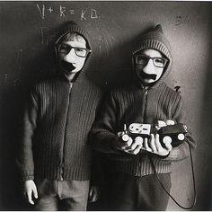 Gintaras Balionis, 'Twins', 1980 - by Piasa #photographs