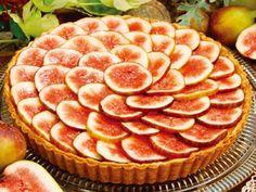 Fig tart (Qu'il fait bon,Tokyo,Japan)