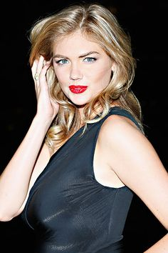 High Brow: The Best Celebrity Eyebrows - Kate Upton