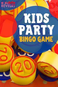 Kids party bingo game which the kids will surely love, this bingo game is not an extraordinary one, it is challenging and offers a lot of excitement and challenges. Sharing you this pin for a fantastic bingo game party for kids! #kidsbingo #kidsbingogame #kidsparty #kidspartygame #bingo #bingogame Party Hacks, Diy Party, Party Ideas, Low Calorie Cocktails, Diy Wax, Diy Christmas Decorations Easy, Love Balloon, Holiday Candles, Game Party