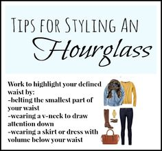 My New Favorite Outfit: Tips for Styling an Hourglass Shape
