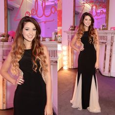 Zoella Beauty Launch - I've been watching her videos for years, so great to see how successful she's become. Great pictures from the event and of the products.