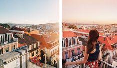 Park Bar at Lisbon, Portugal | Tara Milk Tea: Travel