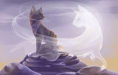 Graystripe and Silverstream's spirit