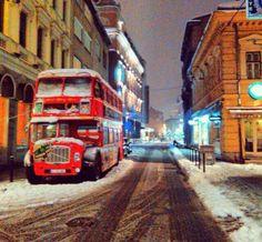 Sarajevo,,, winter,,Bosnia and Herzegovina