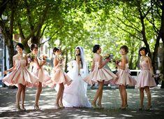Bridesmaid Dresses – What Should Brides