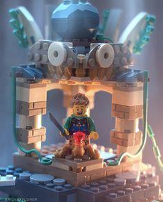 Lego Photography, Macro Photography, Lego City Sets, Lego Mecha, Lego Figures, Lego Models, Everything Is Awesome, Lego Stuff, Lego Movie
