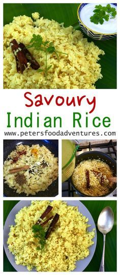 Perfectly flavoured Indian Rice, delicious as a side, or enjoyed with Butter Chicken