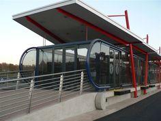 Rea Vaya BRT Station