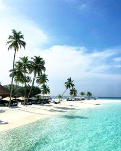 Constance Halaveli #Maldives  Photo @nathanyelbns @blogdelucinda @constancehotels #honeymoon #enjoylife #island  #paradiseisland #beachday #summertime #letsgo #beach #nature #vacation #mood #bliss #turquoise #clearwaterbeach