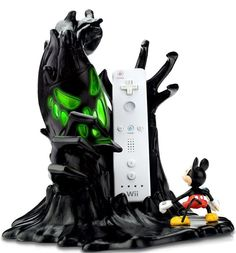Wii Epic Mickey Remote Charger