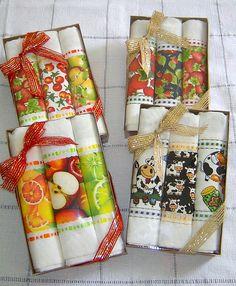 https://flic.kr/p/7WZZ4Z | Kits de toalhas de copa