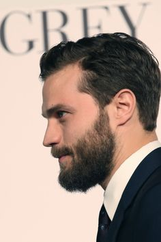 Jamie at the Fifty Shades Of Grey Premiere in London Credits to 50shadesworld
