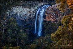 Lower Ebor Falls by DrewHopper.deviantart.com on @deviantART