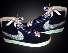 selling Swarovski custom made FOOTWEAR :   ANY Nike blazers TRAINERS WITH ALL TICKS  HAVING 100% SWAROVSKI CRYSTALS ON £140    Website: www.gulserensboutique.co.uk Facebook: www.facebook.com/GulserensBoutiqueTwitter :@1Gulseren. #tagsforlikes #tweegram #photooftheday #picoftheday #picstitch #love #fashion #cute #girl #instagramhub #iphoneonly #instadaily #iphonesia #instamood #instagram #instagood #london #londonfashion    #swarovski #nike #nikeblazers #trainers