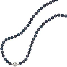 Dreambase Damen-Halskette Perlen dunkel Silber Akoya-Zuch... https://www.amazon.de/dp/B00EYH897G/?m=A37R2BYHN7XPNV