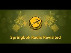 A guest post contribution for the second World Radio Day in Springbok Radio , a former radio station of the South African .