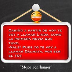 """Mejor con humor"" #mejorconhumor #risas #chistes #humor #gifs"