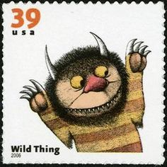 "June 10, 1928: Author & illustrator ‪#‎MauriceSendak‬, who revolutionized children's literature with such best-selling books as ""Where the Wild Things Are"" was born in Brooklyn, New York."