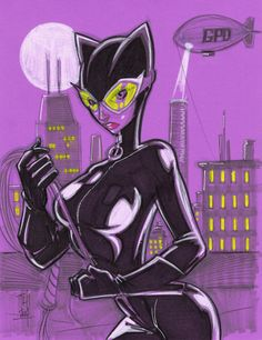 Catwoman by Tom Hodges http://www.vip-eroticstore.com