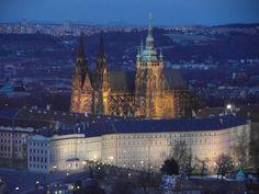 Location: Prague Castle. Photographer: Noor Heynen BLACKWOOD Styling, Events and Management