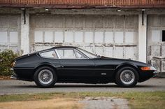 1972 Ferrari 365 GTB/4 Daytona Berlinetta | Men's Gear