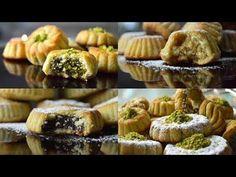 Maamoul عجينة المعمول - YouTube