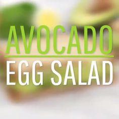 Recipes to cook Nail Ideas nail ideas at home Keto Recipes, Snack Recipes, Cooking Recipes, Healthy Recipes, Healthy Tips, Healthy Snacks, Healthy Eating, Avocado Egg Salad, Food To Make