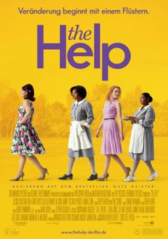 The Help- Awesome book  & great movie! Read before you watch!
