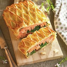 Chicken Salad Recipes, Seafood Recipes, Bacalhau Recipes, Quiches, Baking Recipes, Healthy Recipes, How To Cook Fish, Food Plating, Bon Appetit