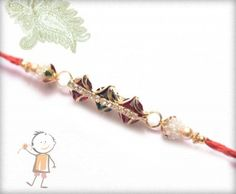 #Diamond #Mauli #Rakhi http://www.bablarakhi.com/