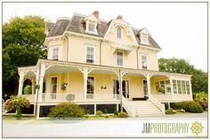 The Historic Eisenhower House | Wedding Photography in Rhode Island |