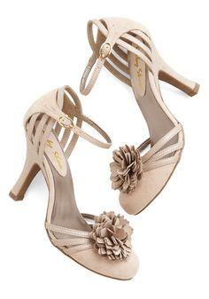 Take a Dance on Me Heel, #ModCloth