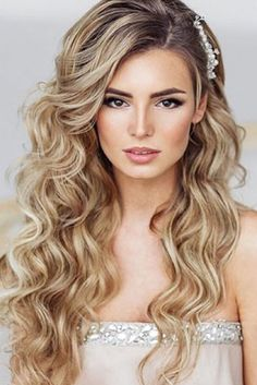 9 Totally Trendy Prom Hairstyles for 2017 To Look Gorgeous We have put together a list of some of our favorite hairstyles for 2017. These are the looks that you can easily pull off at home. http://glaminati.com/trendy-prom-hairstyles/