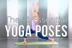 11 Essential Yoga Poses Everyone Should Practice