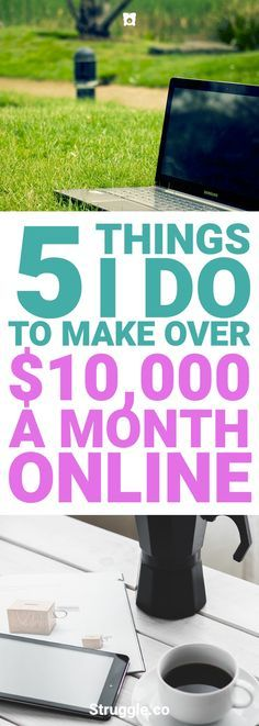 Want to make money blogging? Or maybe you want to make money online through other means. I show you how I make money every single month.