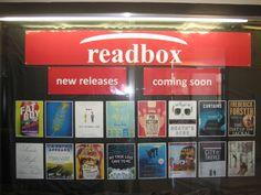 Readbox at HCHS Library!