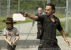 the walking dead | Finaliza la tercera temporada de 'The Walking Dead'