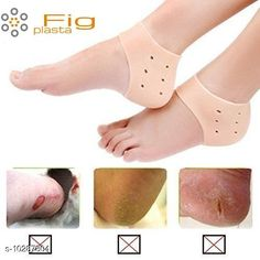 Socks Fig plasta Silicone Gel Heel Pad Socks for Pain Relief for Men and Women (Beige, Free Size) - 1 Pair Fabric: Nylon Multipack: 1 Sizes: Free Size Country of Origin: India Sizes Available: Free Size *Proof of Safe Delivery! Click to know on Safety Standards of Delivery Partners- https://ltl.sh/y_nZrAV3  Catalog Rating: ★4.1 (3307)  Catalog Name: Fashionable Unique Women Socks CatalogID_1866685 C72-SC1086 Code: 211-10287804-