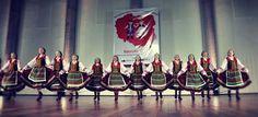 Grupo Folclórico Polonês Mazury. Arquivo: Portal da Prefeitura de Mallet.