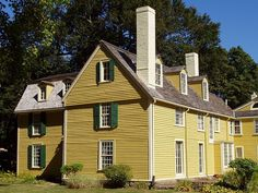 The John Hale House in Beverly, Mass. #salemwitchtrials