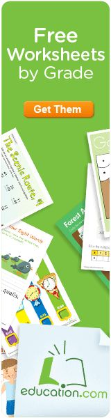 lots of great worksheets that are age appropriate. I just printed off many, many pages.