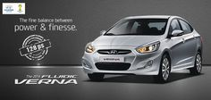 Simple yet dignified, powerful yet an impeccable display of finesse. Meet the all-new 2014 Fluidic Verna.