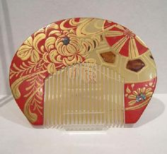 kushi (Japanese hair comb/ornament)